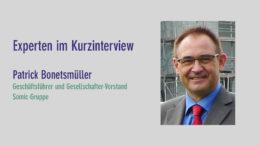 Patrick Bonetsmüller, Somic-Gruppe