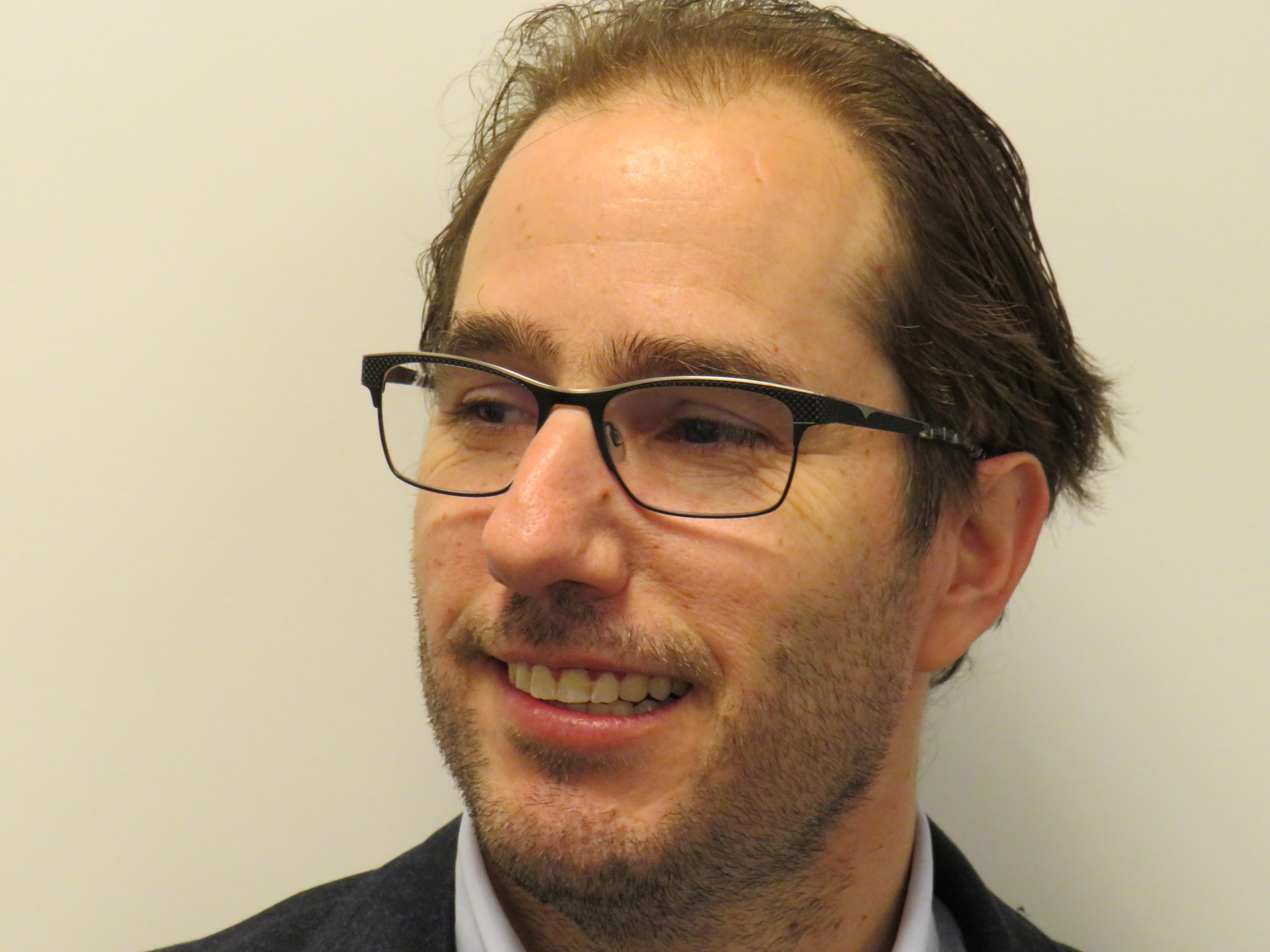 Gregory Vandewiele (Bild: Smart-Flow Europe SA)