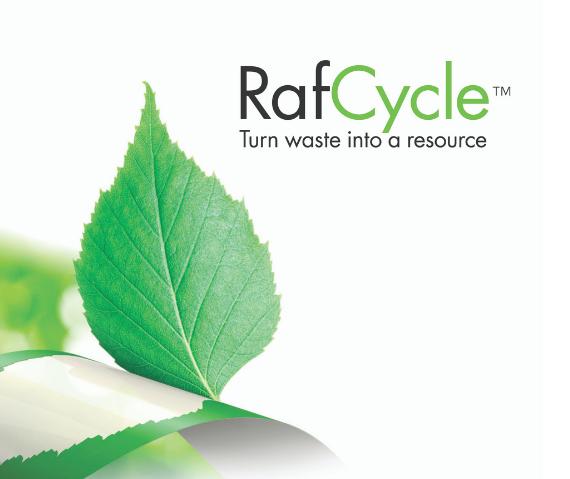 RafCycle Logo
