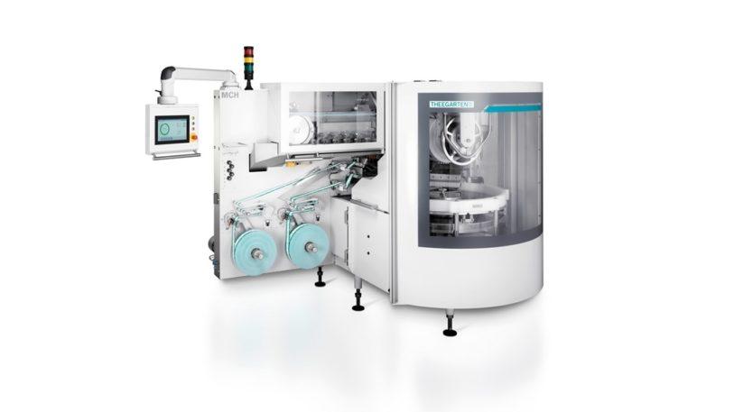 MCH-Verpackungsmaschine von Theegarten-Pactec (Bild: Theegarten-Pactec)
