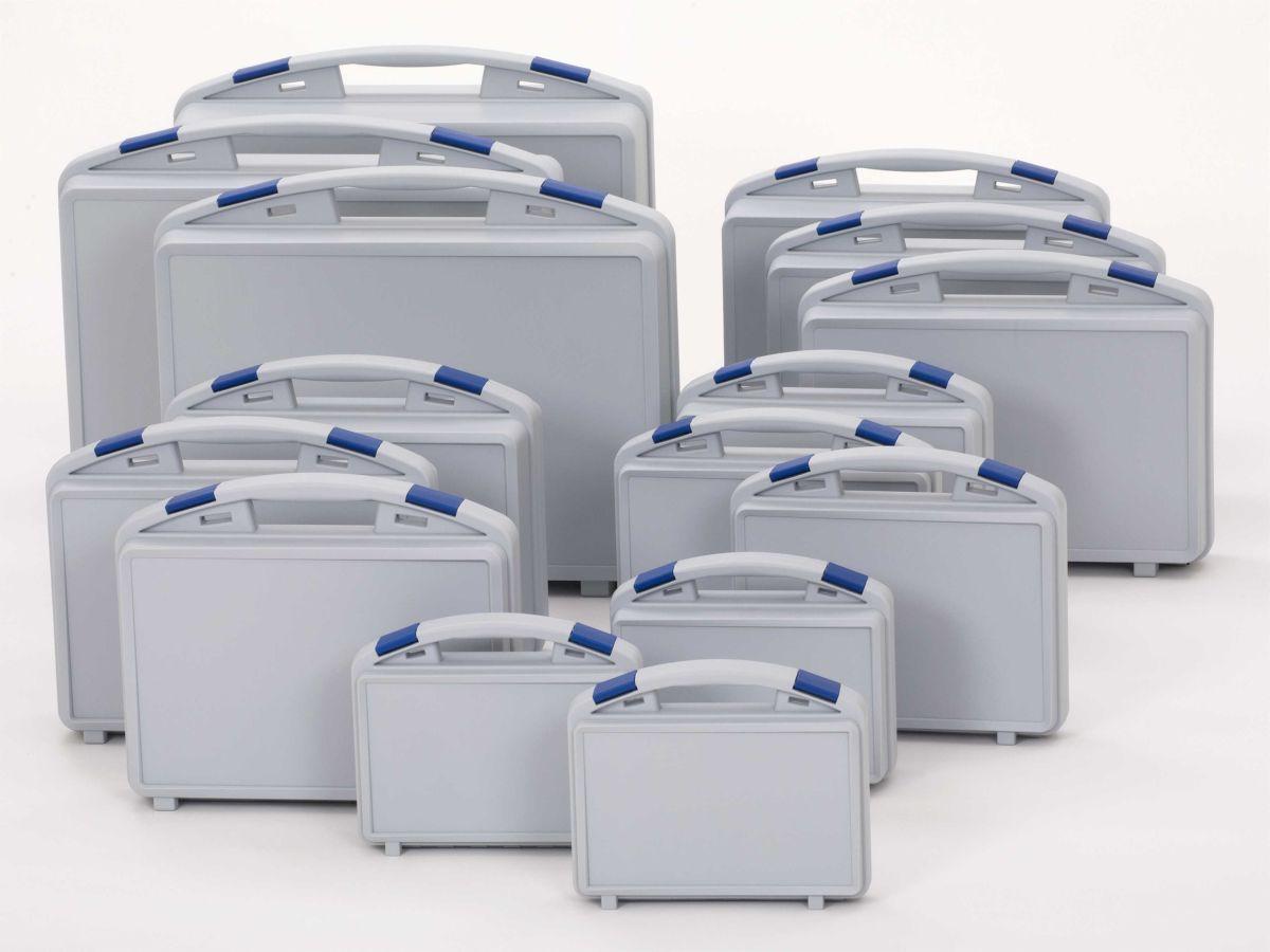 Das Koffermodell Twist gibt es in 15 Varianten. (Bild: W.AG Funktion + Design GmbH)