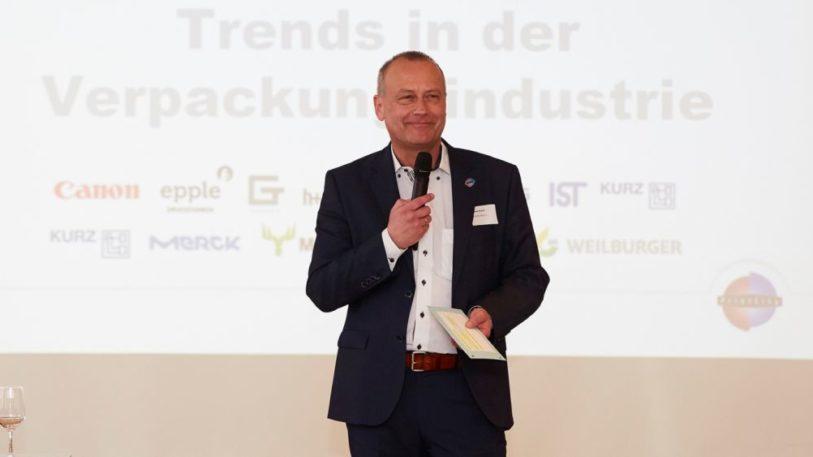 Rainer Kuhn, Geschäftsführer der PrintCity-Allianz