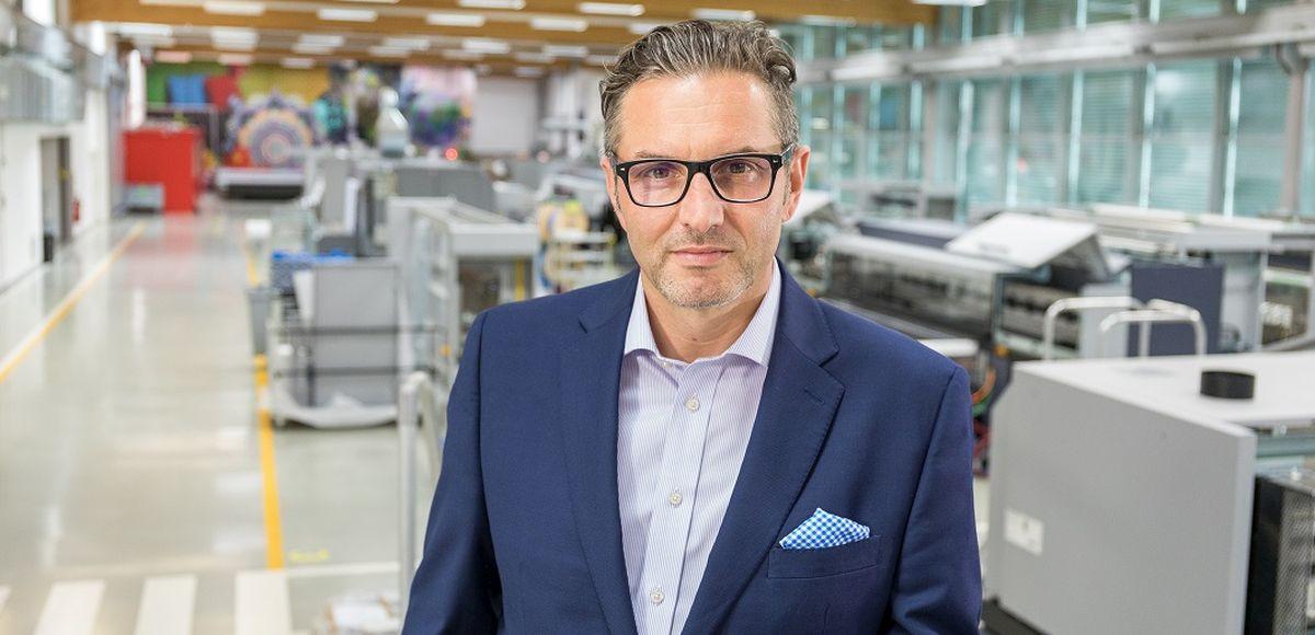 Christoph Gamper, CEO der Durst Group (Bild: Durst/Axel Griesch Fotografie)