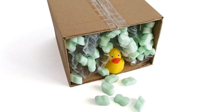 Zu große Verpackungen (Bild: DS Smith)