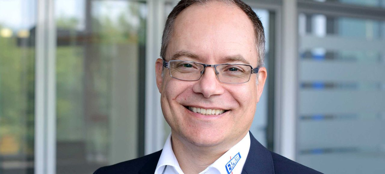 Dr. Alexander Bünz, CEO von Expresso. (Bild: Expresso)