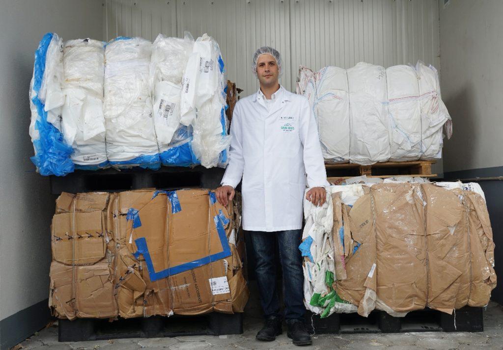 Marc Wohlbold, Projektleiter Produktion VAN HEES GmbH (Bild: HSM)