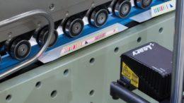 Laser-1D-Code-Reader von Leary (Bild: Robatech AG)