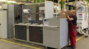 Entsorgungsstation mit AutoLoadBailer im praktischen Einsatz
