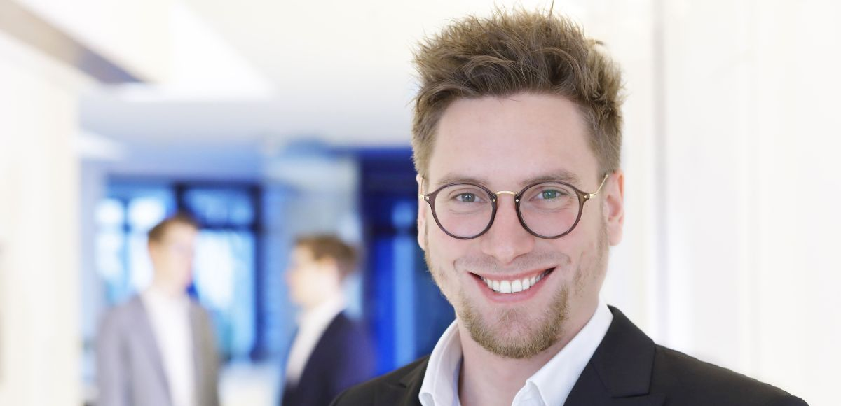 Daniel Kaufmann, Verkaufsberater bei Thimm (Bild: Thimm)