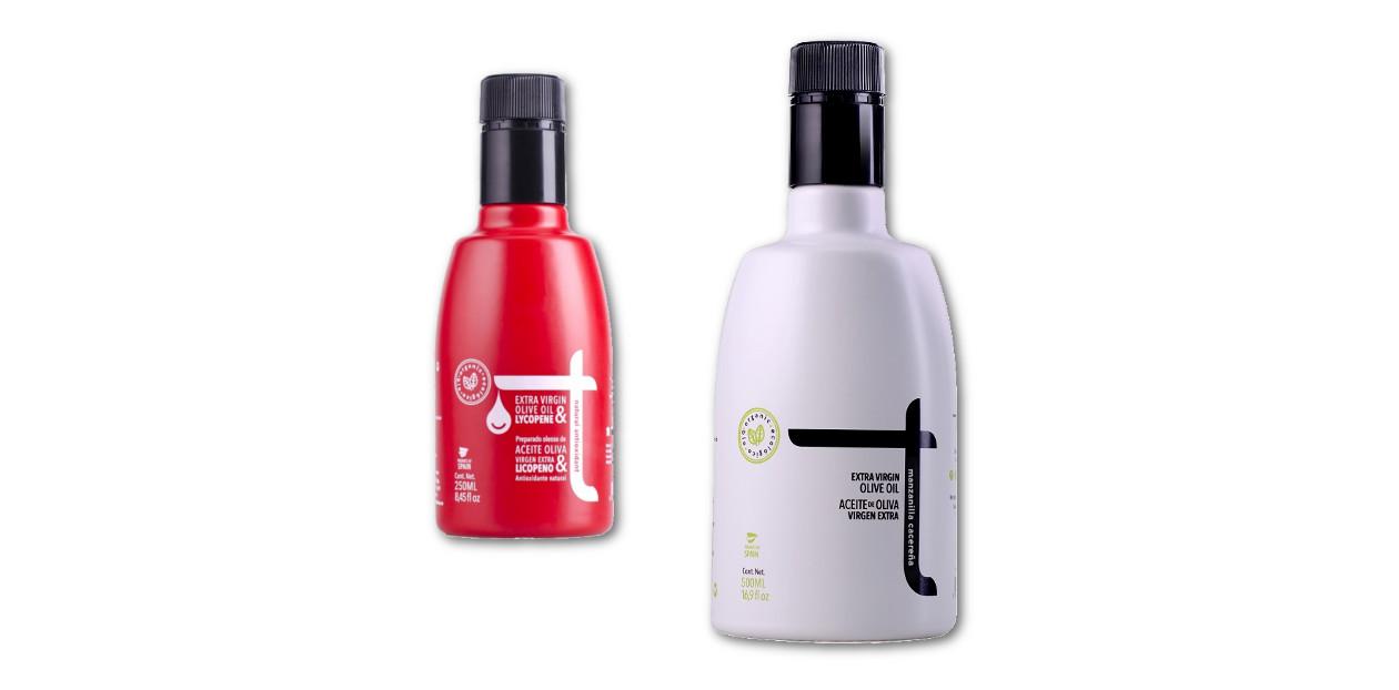 Ausgezeichnete Flaschen für Olivenöl von Finca Telena