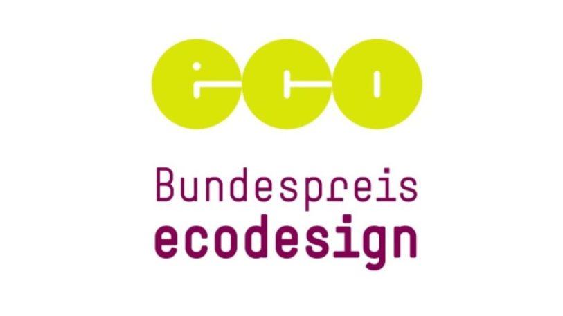 Logo des Bundespreises Ecodesign (Bild: IDZ)
