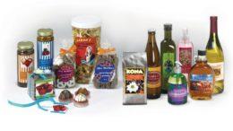 Produktbeispiele für Etikettierlösungen von DTM Print