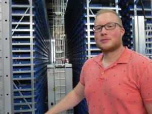 Daniel Gruner, Schaltbau Bode (Bild: DEW)
