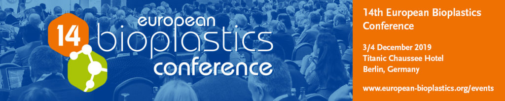 European Bioplastics Conference 2019