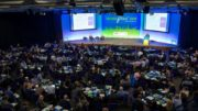 Volles Haus bei der IdentiPlast 2019 in London (Bild: Plastics Europe)