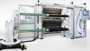 Rollenschneidmaschine RB 4 von Laem System (Bild: Laem System)
