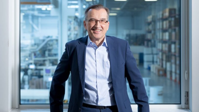 Leif Frilund, CEO der Walki Group