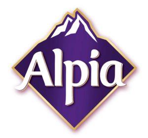 Der neue Alpia Marken-Schriftzug