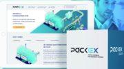 Smartphone-App von PackEx