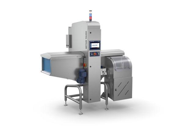 Röntgeninspektionssystem X34 (Bild: Mettler-Toledo)