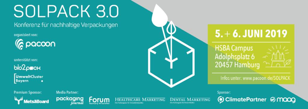 Solpack 3.0 am 5. und 6. Juni 2019 in Hamburg