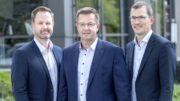 Die neue Pöppelmann-Geschäftsführung (Bild: Pöppelmann GmbH & Co. KG Kunststoffwerk-Werkzeugbau)