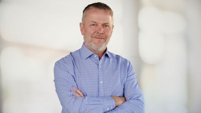 CEO Robert Pulford (Bild: Domino Printing Sciences)