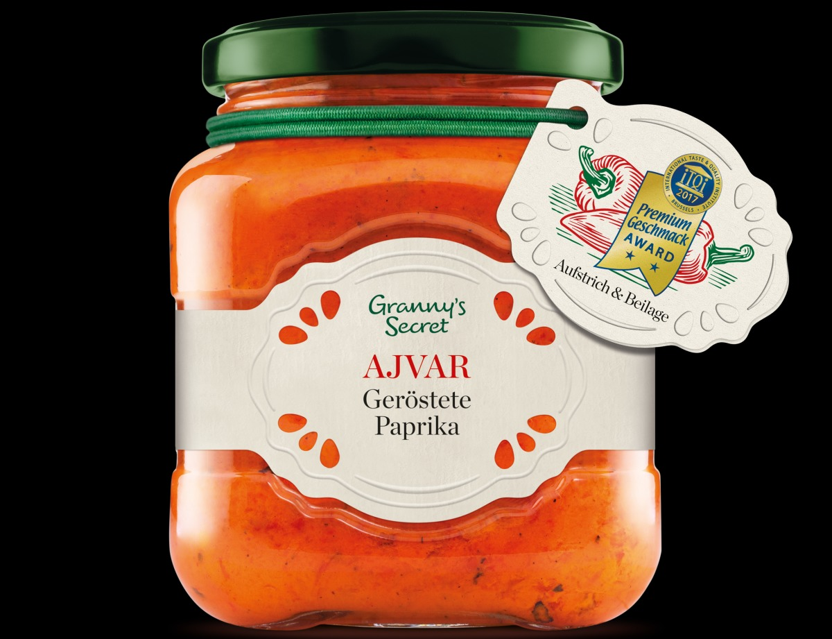 Ayvar von Granny's Secret (Bild: Foodland D.O.O./Granny's Secret)