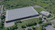 Neuer Firmensitz der Cama Group (Bild: Cama Group)
