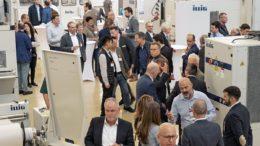 Über 300 Teilnehmer aus aller Welt kamen an den beiden Veranstaltungstagen. (Bild: ILLIG)