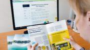 Nachhaltigkeitsmagazin von Interseroh (Bild: Alba Group)