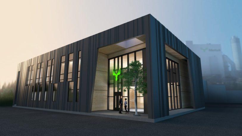 Metsä Board Äänekoski Excellence Centre