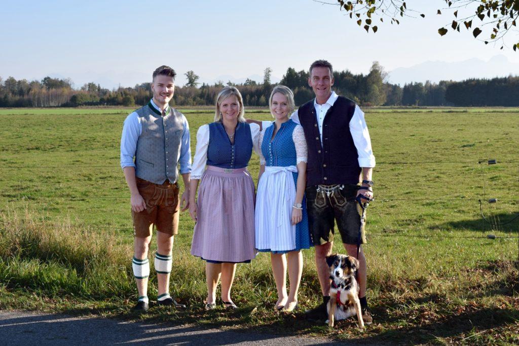 Familie Wohlfarth, BAGMAN GmbH