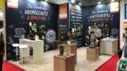 "Ströbel-Messestand auf der ""World of Coffee 2019"". (Bild: Strröbel GmbH)"