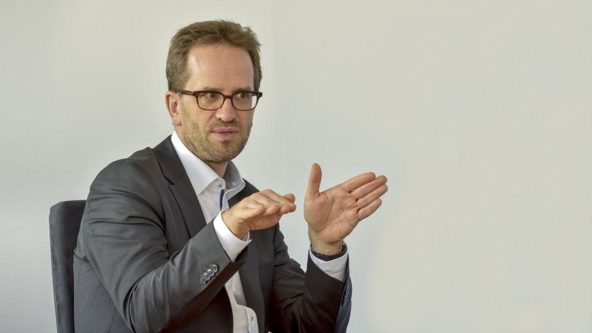 Klaus Müller, Vorstand des Verbraucherzentrale-Bundesverbandes. (Bild: vzbv/Gert Baumbach)