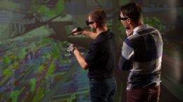 Virtual-Reality-Center in Schwäbisch-Hall (Bild: Packaging Valley Germany)