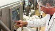 Qualitätssicherungssystem bei Ferme des Peupliers (Bild: Mettler-Toledo)