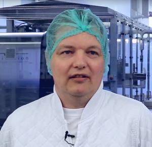 Bjarne Nielsen, Produktionslinien-Manager bei Arla (Bild: TriVision)