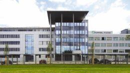Pepperl+Fuchs Firmenzentrale Mannheim (Bild: Pepperl+Fuchs)