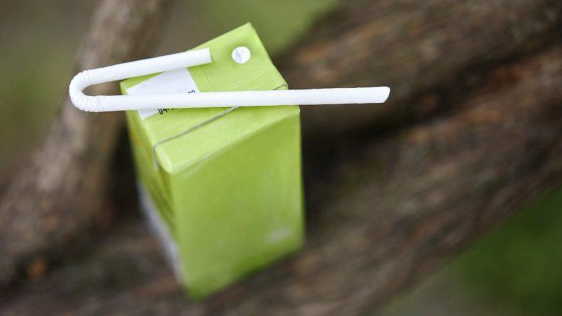 U-Bend Paper Straw (Bild: BillerudKorsnäs)