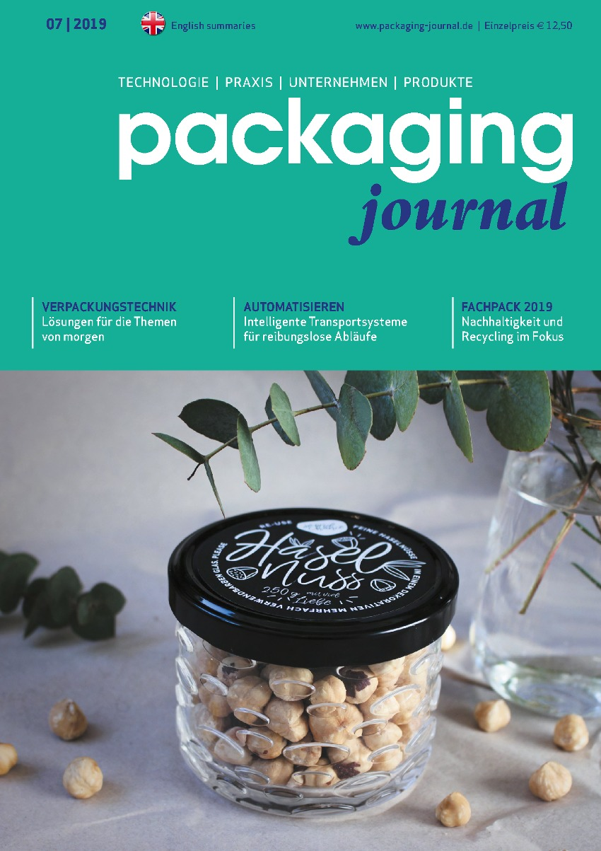 Titelbild Ausgabe September 2019