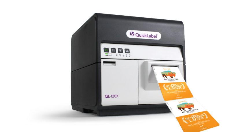 QuickLabel® QL-120X (Bild: AstroNova GmbH)