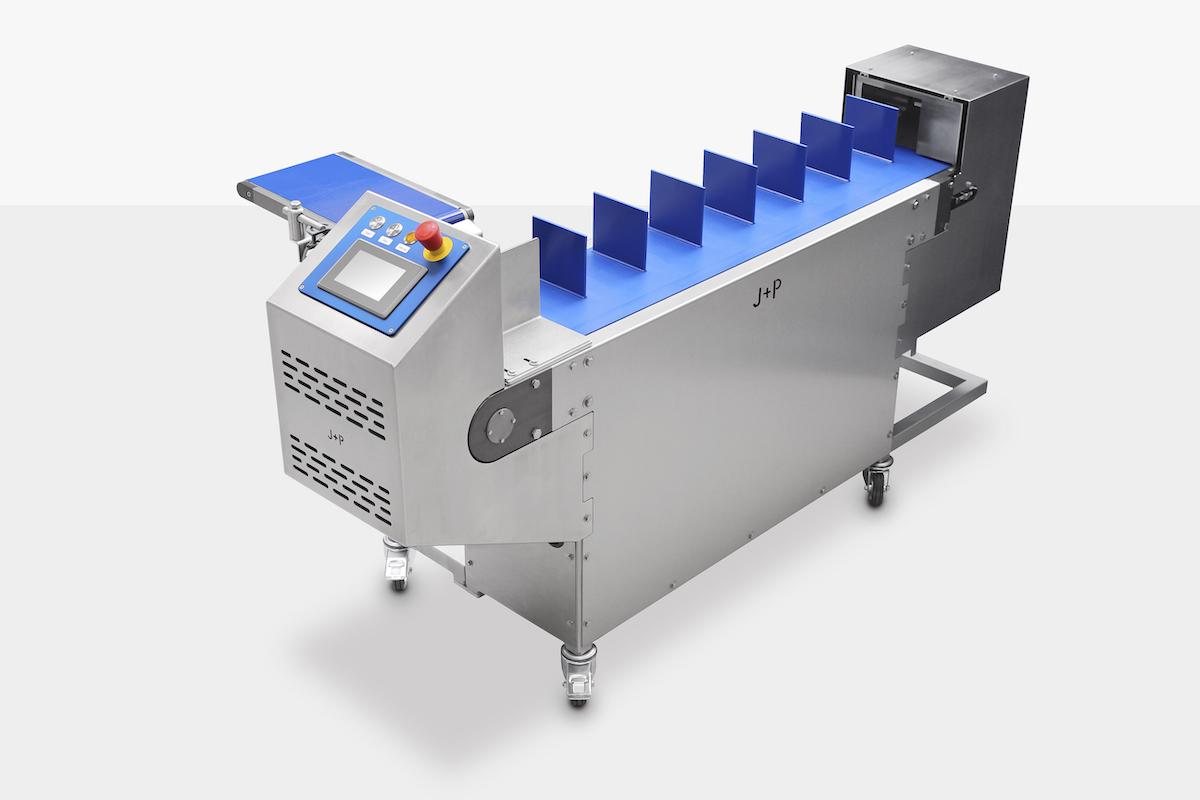 Produktstapler PS (Bild: J+P Maschinenbau GmbH)