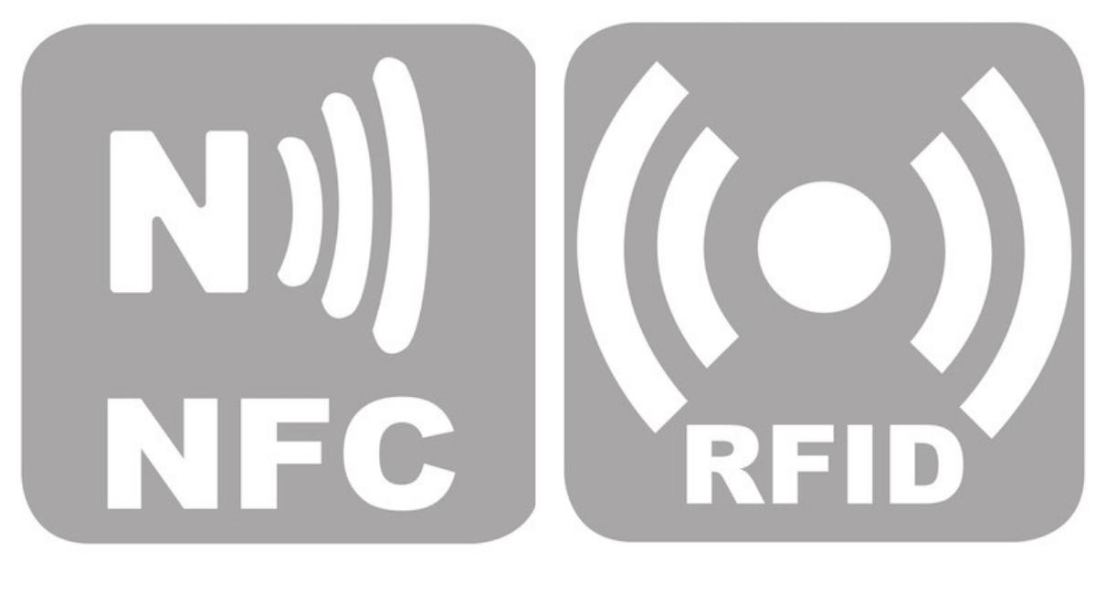 RFID-Technologien werden auch nach ihrer Reichweite unterschieden: Ultra High Frequency (UHF-RFID), High Frequency (HF) und Low Frequency (LF). Im allgemeinen Sprachgebrauch spricht man häufig von NFC (HF-RFID: 13,56 MHz) und RFID (UHF-RFID: 860–960 MHz). (Bilder: Securikett)