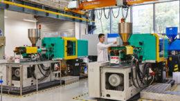Milliken steigert Investitionen in Asien mit neuer Fertigungsstätte in Singapur. (Bild: Milliken & Company)