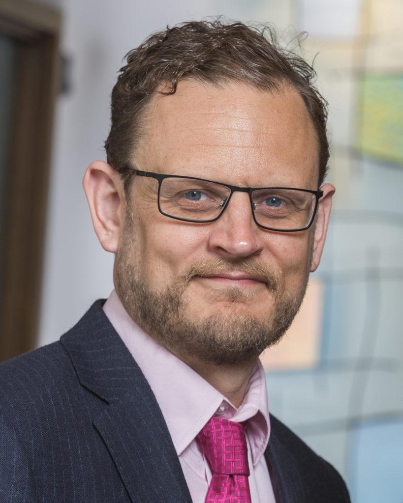 Marcus Timson, Co-Founder der InPrint und Direktor von Future Print (Bild: InPrint Munich 2019)