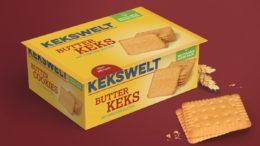 Butterkeks mit neuem Packungskonzept (Bild: Pacoon)
