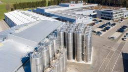 Die Produktionshallen von Allvac in Waltenhofen. (Bild: Allvac Folien GmbH)