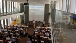 Zum dritten Mal hat PACOON die Konferenz für nachhaltige Verpackungen organisiert und den 110 Teilnehmern Trends und neue Ansätze näher gebracht. (Bild: PACOON)