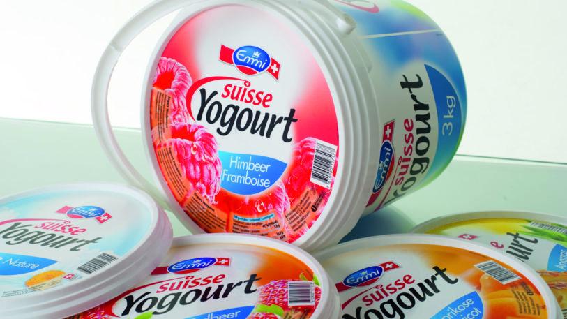 In-Mould-Label von Vogt werden auf höchstem technischen Niveau produziert. (Bild: Vogt Foliendruck GmbH)